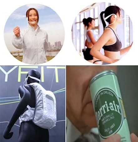Oxyfit personal oxygen booster a bulky alternative to Perri-air