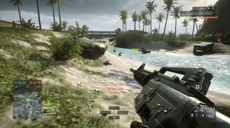 Battlefield 4 PC update eliminates kill trading