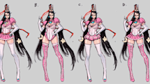 Platinum gets conceptual with Bayonetta's Nintendo costumes