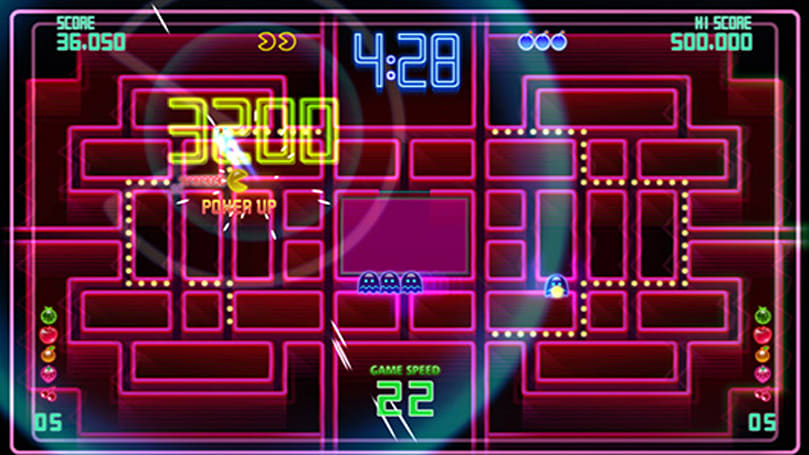 Retro redux Pac-Man Championship Edition DX+ now $5 on Steam