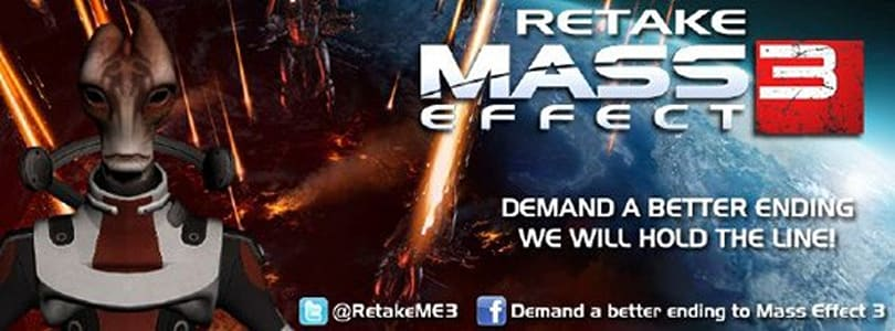 'Retake Mass Effect 3' donations remained largely with Child's Play, 'a handful' requested refunds