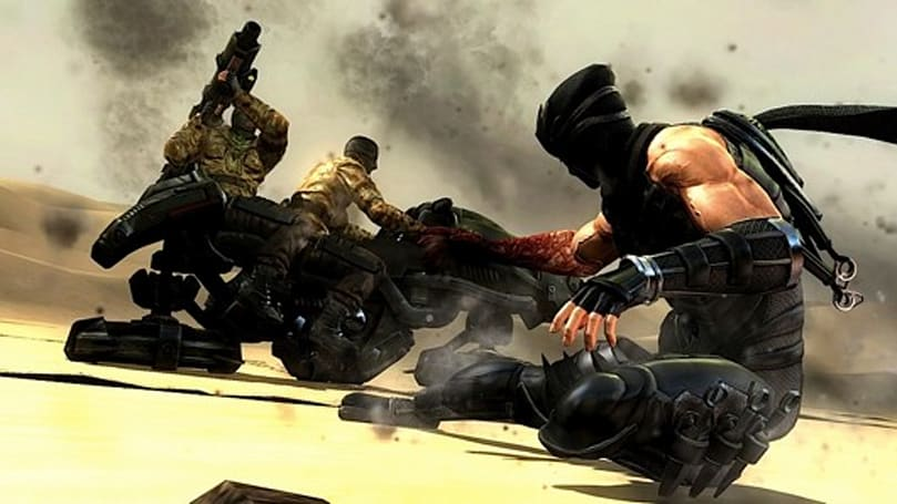 Ninja Gaiden 3's 'Hero Mode' allows more players to experience the story