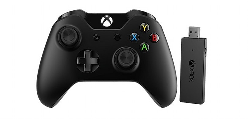 Wireless Xbox One controller adapter for Windows ships today