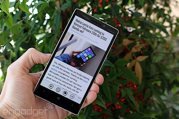 Nokia Lumia Icon review: a big step forward for Windows Phone