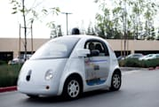 Google is exploring wireless charging for self-driving cars