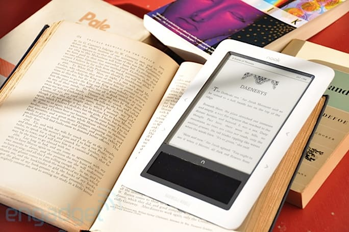Barnes & Noble looks to encourage ebook reading with free coffee