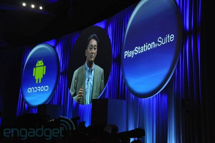 Kaz Hirai sees PlayStation Suite as potential 'killer app' on Google TV; 'won't ignore' WP7, iOS