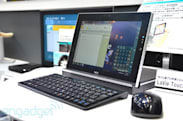 NEC LaVie Touch hands-on (updated)