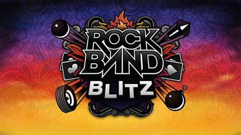 Of course Rock Band Blitz has the Moves Like Jagger
