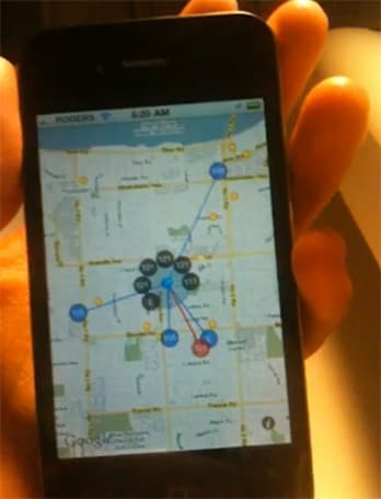 'Signal' jailbreak app for iPhone maps out your towers, turns death gripping into a pastime
