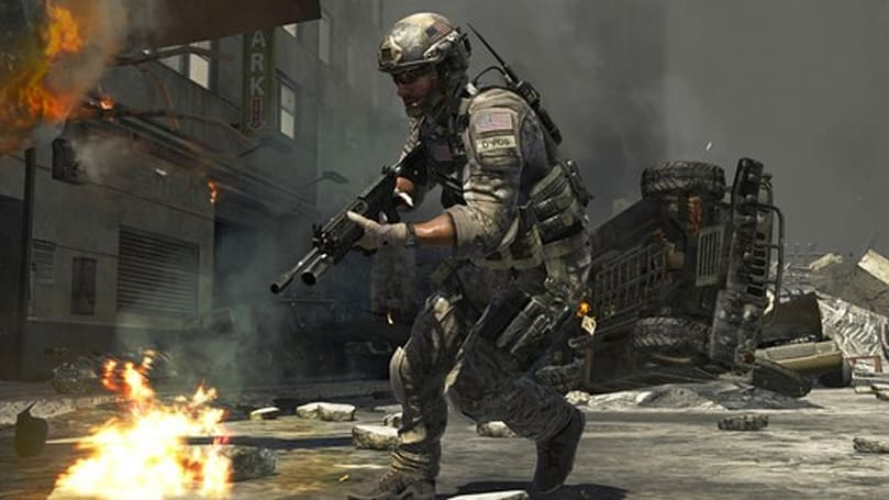 Report: French delivery truck hijacked, 6,000 copies of Modern Warfare 3 stolen