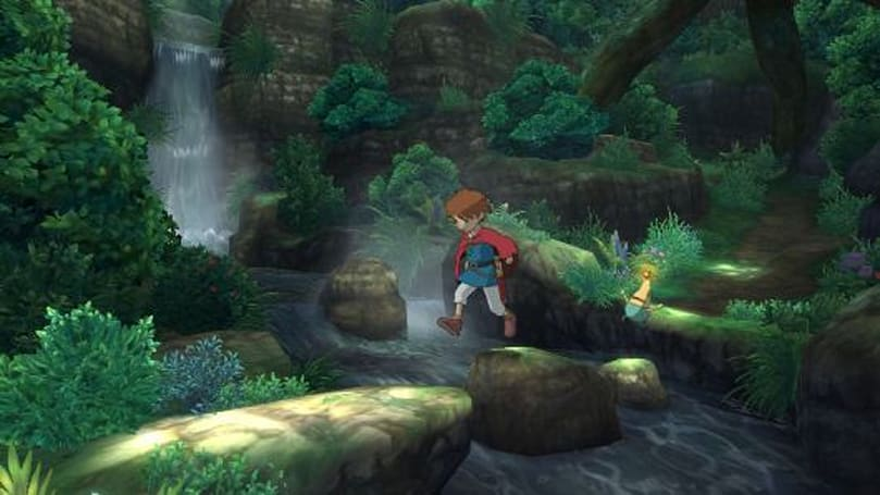 Ni no Kuni casts a spell on the UK charts