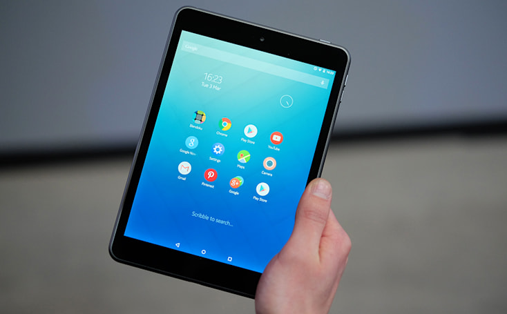 Nokia's N1 tablet is an iPad mini with Android
