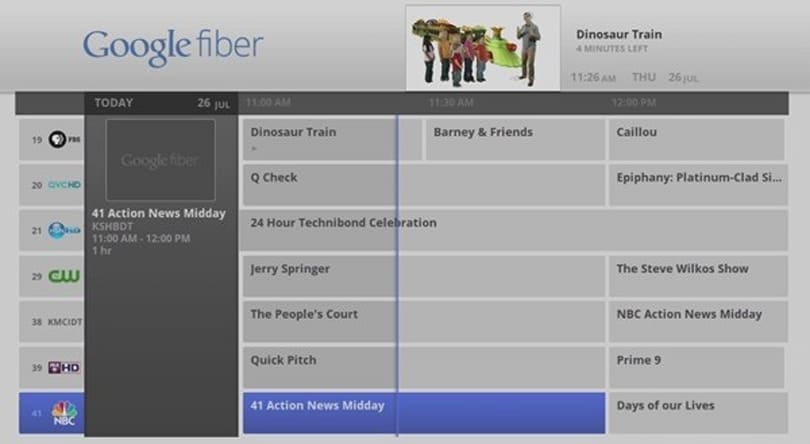 Google Fiber announces 180 qualified fiberhoods, sets approximate rollout schedule