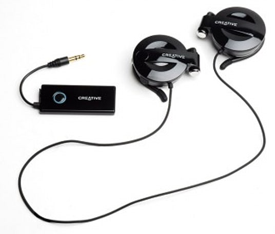 Creative's new SE2300 Wireless Headphones with A2DP