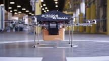 米アマゾン、ドローン便サービスを来年にも開始?米連邦航空局が認可の見込み
