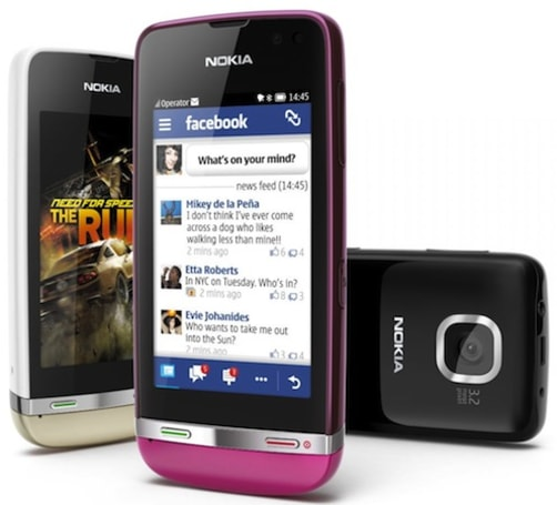 Nokia introduces Asha Touch range of keypad-free feature phones (video)