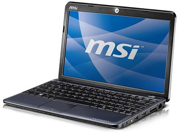 MSI starts shipping two 12.1-inch, AMD-powered Wind12 U230 netbooks