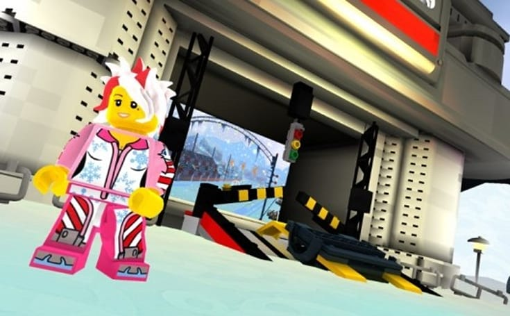 LEGO Universe dares you to make a 'Brickbuster'
