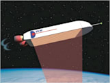 NASA considering beamed energy propulsion for space launches