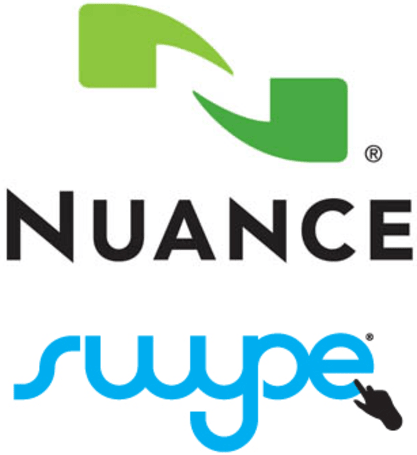 Nuance reportedly buying Swype for $100 million