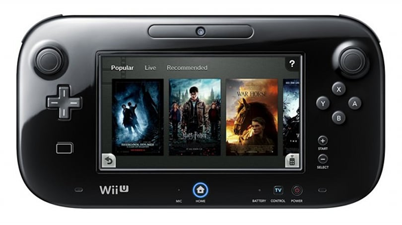 Nintendo's TVii service won't be coming to the Wii U in Europe