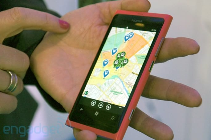 Nokia Parking helps you find and pay for a spot, we go hands-on (video)