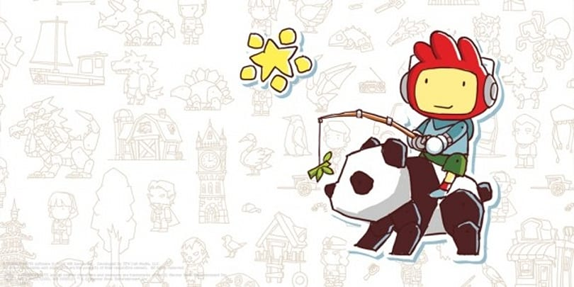 There are 22,802 words in Scribblenauts