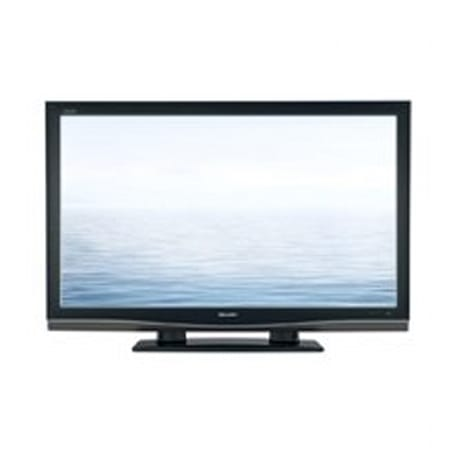 52- and 46-inch Sharp 1080p Aquos LCDs US-bound in October