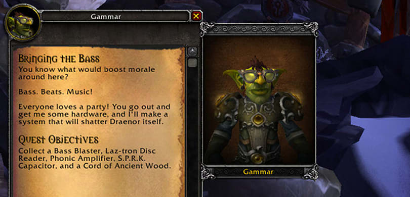 Patch 6.1 PTR: Customize your garrison music