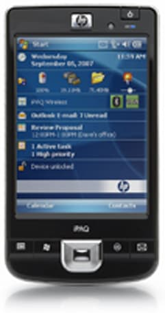 HP's iPAQ 110 and 210 PDAs get shipment date, prices