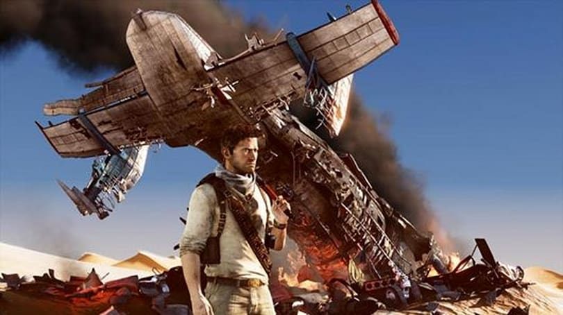 Play Uncharted 3 at an AMC theatre, get an early copy