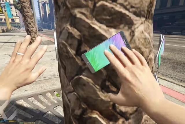 三星要求将 YouTube 上的《GTA V》Note 7 炸弹 Mod 视频下架
