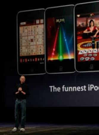 Rumor: iPod event next week