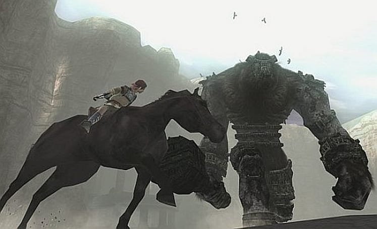 Ico/Shadow of the Colossus heading to PSN next week; Crysis 2 and Tom Clancy classics too