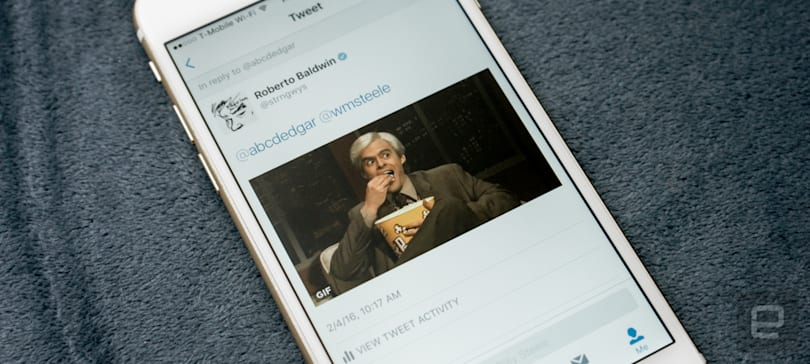Twitter drops media and @name replies from 140-character limit