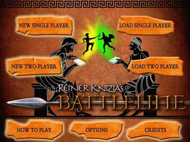 App Review: Reiner Knizia's Battleline is numerically superior