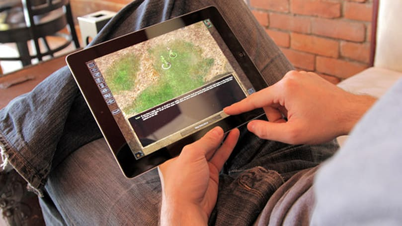 Baldur's Gate: Enhanced Edition ventures to iPad