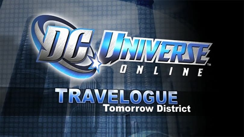 DC Universe reveals Tomorrow District, today