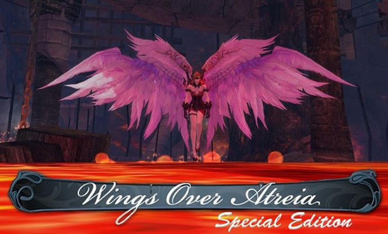 Wings Over Atreia's Aion 2.7 sneak-peek: Dev death match