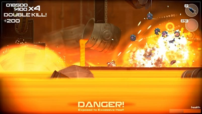 Toki Tori devs ar-rive with new platforming shooter