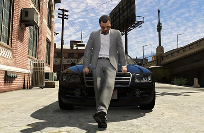 GTA5 officially breaks PSN records, Guinness records less officially
