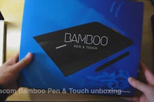 Wacom Bamboo Pen & Touch Review