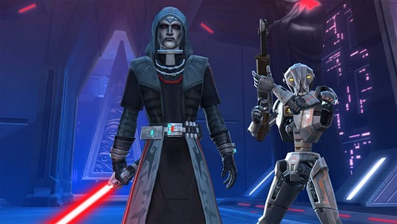 BioWare hints at barber shop functionality for SWTOR
