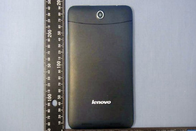 Lenovo's seven-inch Android 4.0 tablet passes federal testing, on course for September release