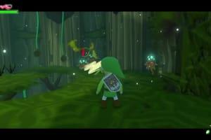 The Legend of Zelda: The Wind Waker HD (Launch)