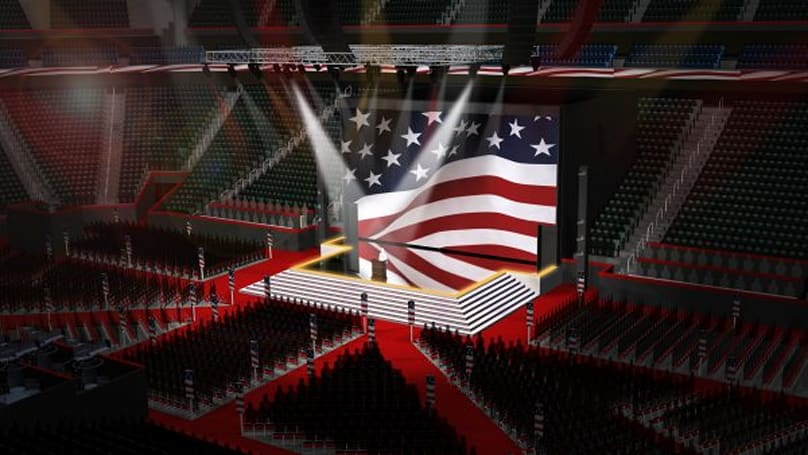 Republican National Convention features LED video wall, HDTVs by LG