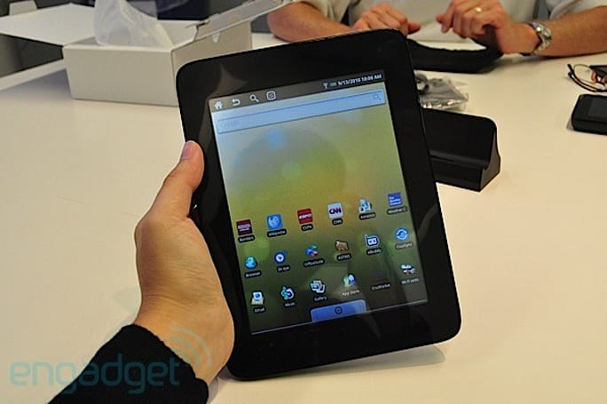 Velocity Micro Cruz Reader hits stores, Cruz Tablet hitting in October along with more in January