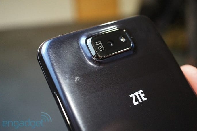 ZTE partnering with Intrepidus to secure future smartphones