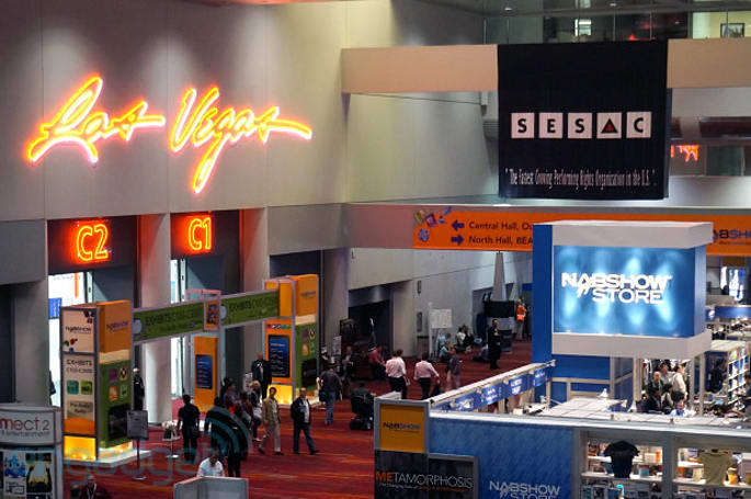 NAB 2013 wrap-up: Sony 4K TVs, Red, Blackmagic, Thunderbolt and more!